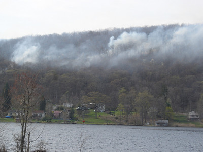 04.07.10 - Brush Fire - Frankford, NJ