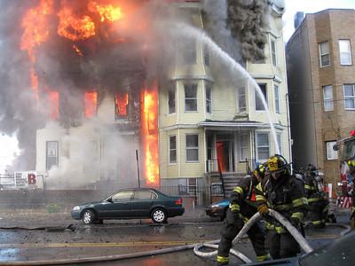 04.18.10 - Fourth Alarm - Union City, NJ.