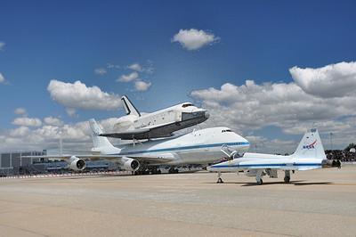 04.27.12 - Shuttle Enterprise at JFK