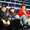 Minneapolis, MN; Humphrey Dome; Brandon, Jared, Cathy
