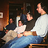 Lake Winnibigoshish, MN; Roger, Monte, Mick, Bill (fishing trip)