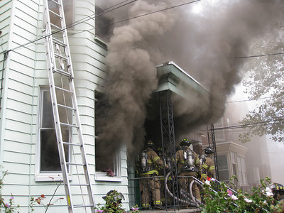 09.17.10 - Second Alarm - Jersey City, NJ.