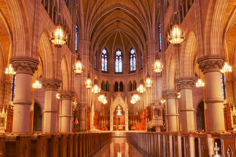 Sacred Heart Cathedral - ©David Shapiro 2011