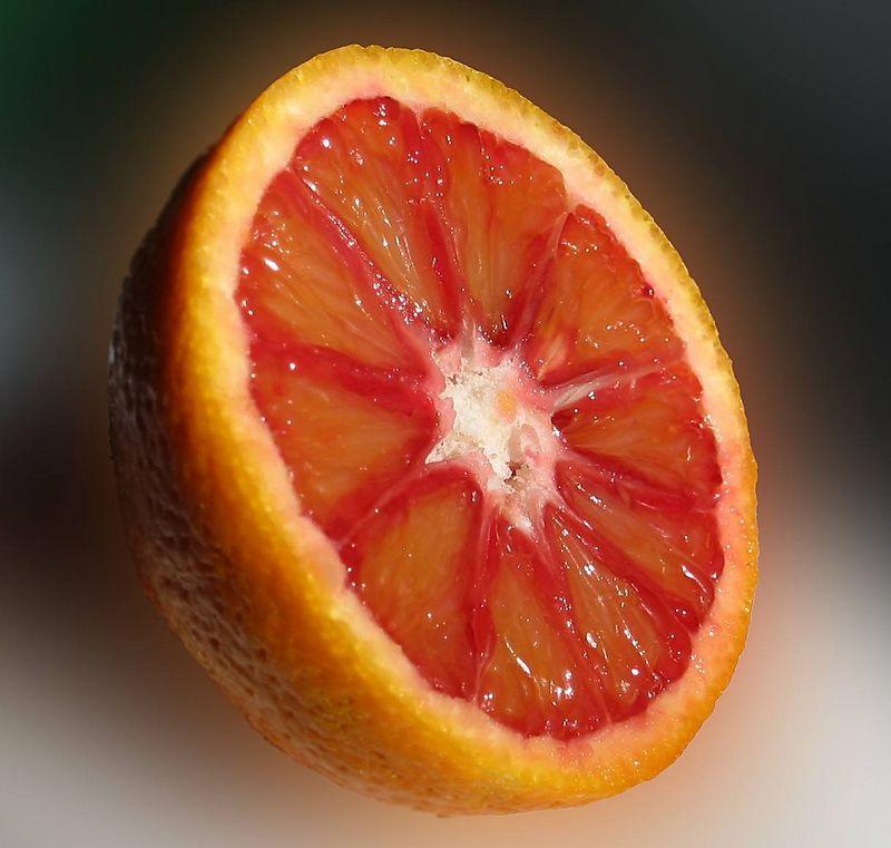 00aFavorite Blood Orange half [bg blurred]