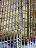 00aFavorite Downtown Toronto Royal Bank Tower Gold Building abstract cl [colored foil neon glow effect]