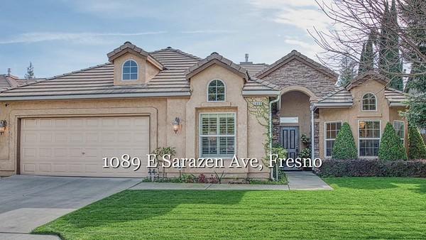 1089 E Sarazen Ave, Fresno