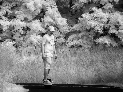 """MONTH 9 Infrared, Week 4:  """"Rolling Along"""""""