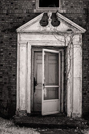 """MONTH 11:  Vestiges of Yesteryear:  Week  2, """"Come In!"""""""