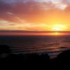 17:00<br /> Sunset.