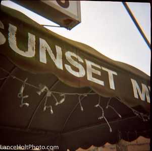 sunset music store