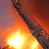 12.07.09 - Third Alarm - Harrison, NJ : 12.07.09 - Third Alarm - 3 Franklin Avenue - Harrison, NJ - Photo's by Bill Tompkins.