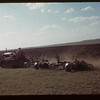 Diesel disc plow breaking. Matador Co-op Farm	 Matador	 07/06/1949