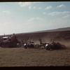 Diesel disc plow breaking. Matador Co-op Farm Matador 07/06/1949