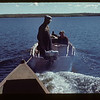 John Kulyk - Gorman V. return home from fishing	 Loon Lake	 08/22/1944
