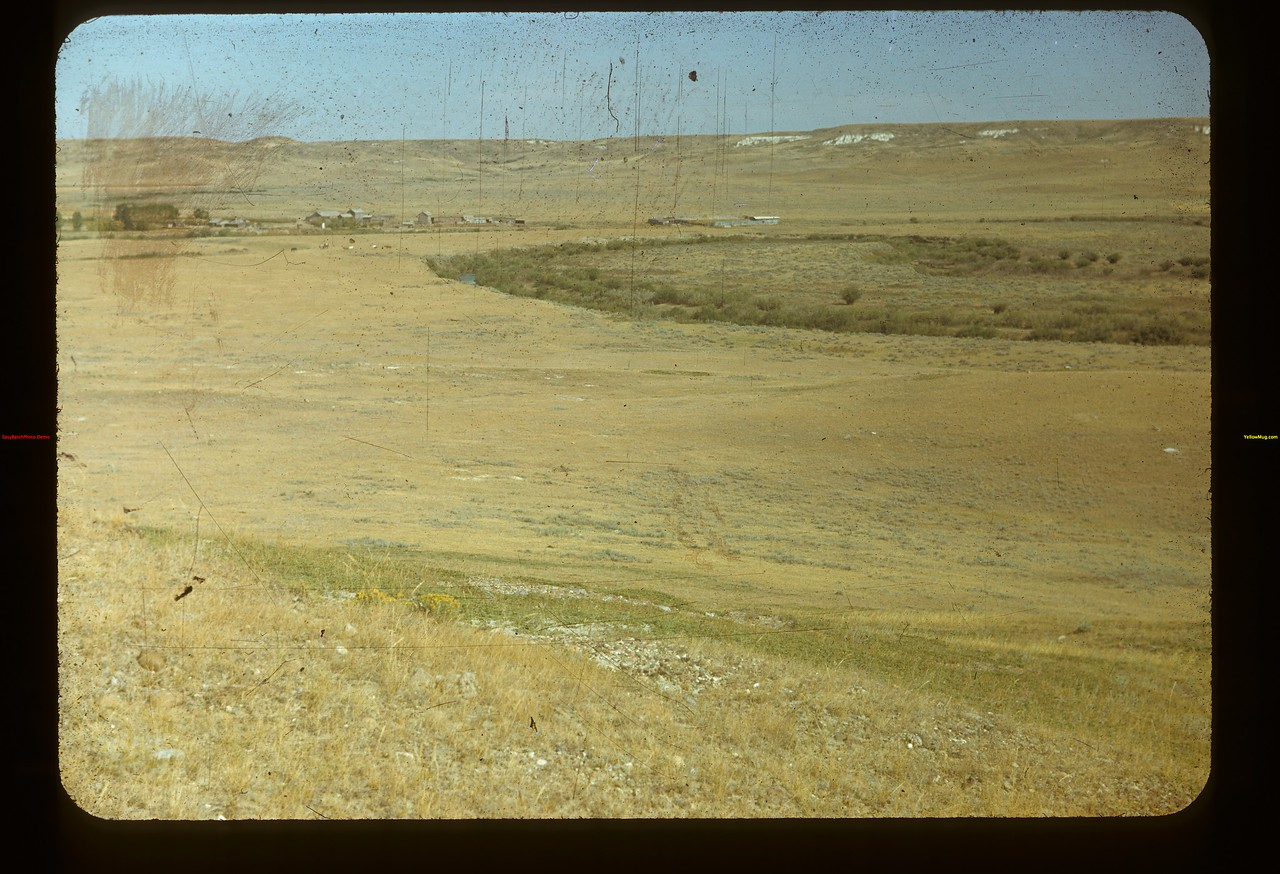 White Mud River (Frs. Hill) and Watson's ranch	 Eastend	 09/03/1948