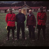 Police Escort and historian George Shepherd Fort Walsh 06/29/1949