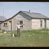 Jean Steen home near Indian rifle pits	 Frenchman Butte	 08/15/1945
