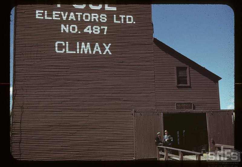 Climax Pool elevator [#487]. Climax 08/28/1942