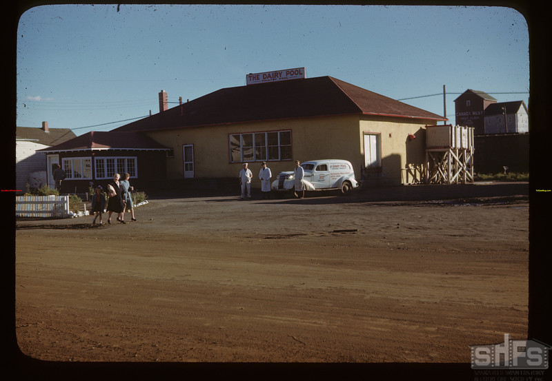 The dairy pool	 Melfort	 09/28/1946