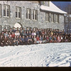 Student Body & Staff Y-T-S. Kenosee.  11/26/1946