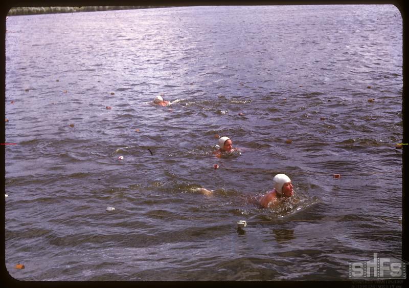 Regina Boat Club swim meet.  Regina.  08/16/1947