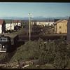 Fairview street - co-op construction camp. Carrot River. 07/18/1949