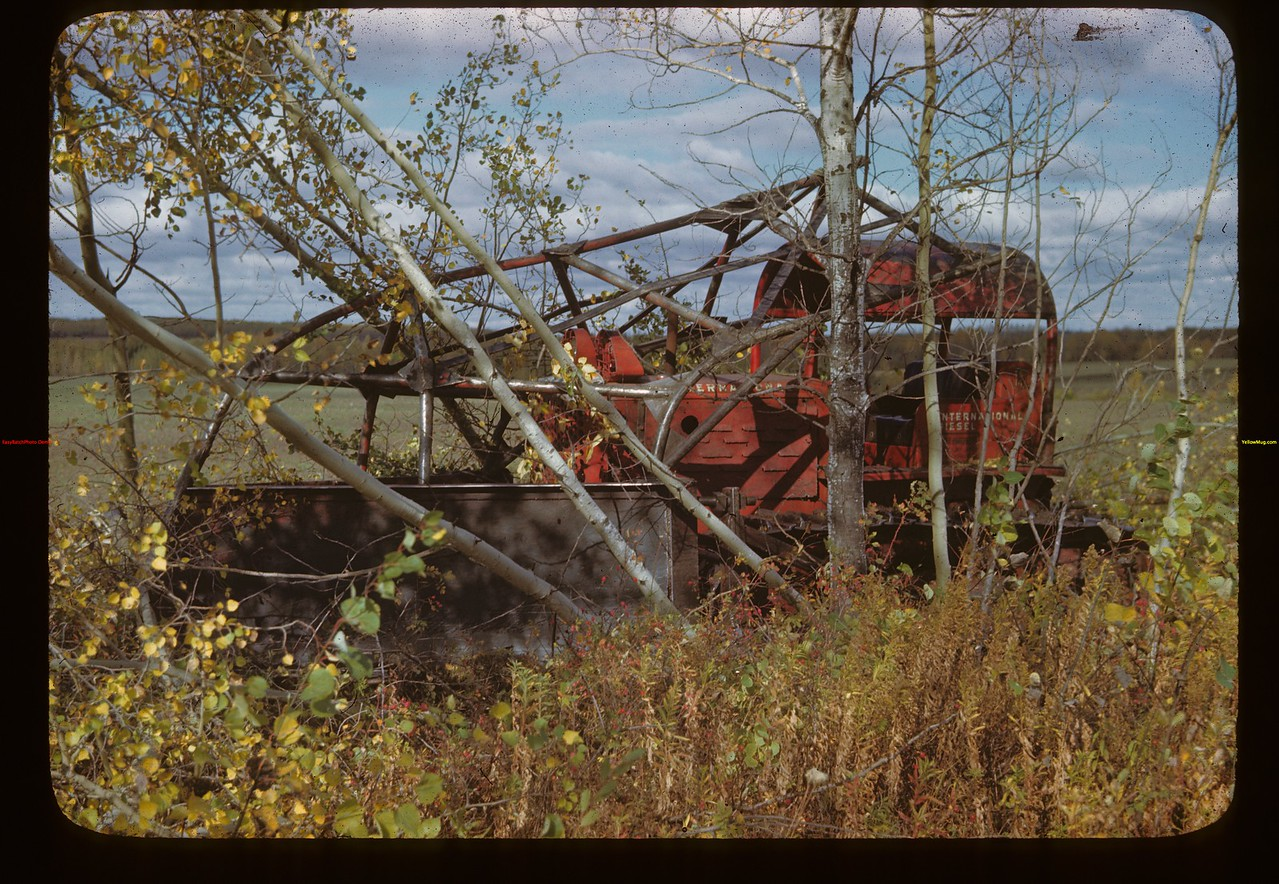 Brush cutter - side swipes saws - Naicam to Melfort Melfort 09/26/1946