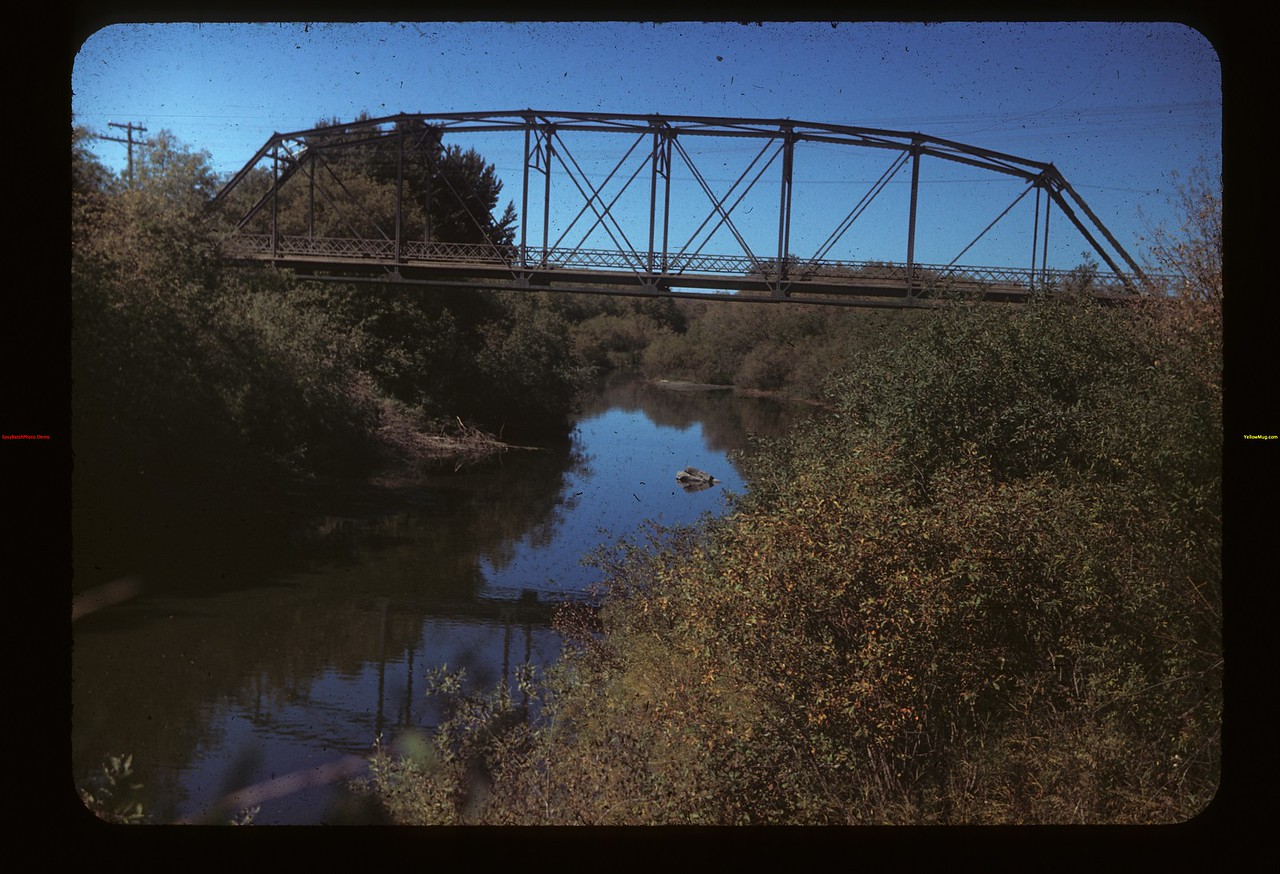 Bridge over Assiniboine. West Kamsack	 Kamsack	 09/14/1949