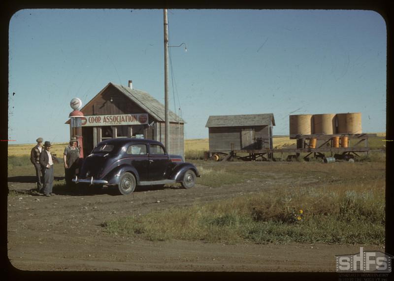 Orkney co-op association. Orkney. 08/28/1942