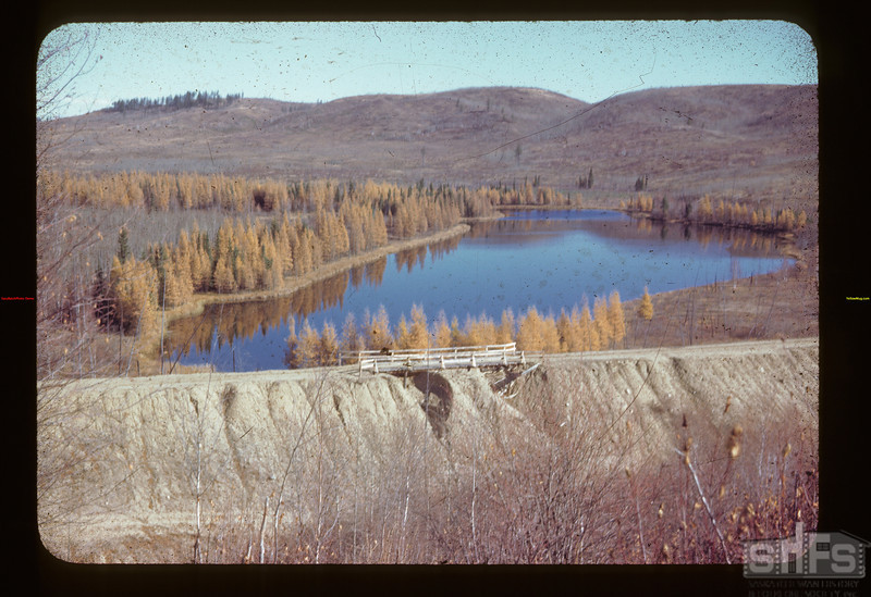 Little Tamarac Lake Ry Grade 3 1/2 Mi S. W.	 Loon Lake	 10/12/1944