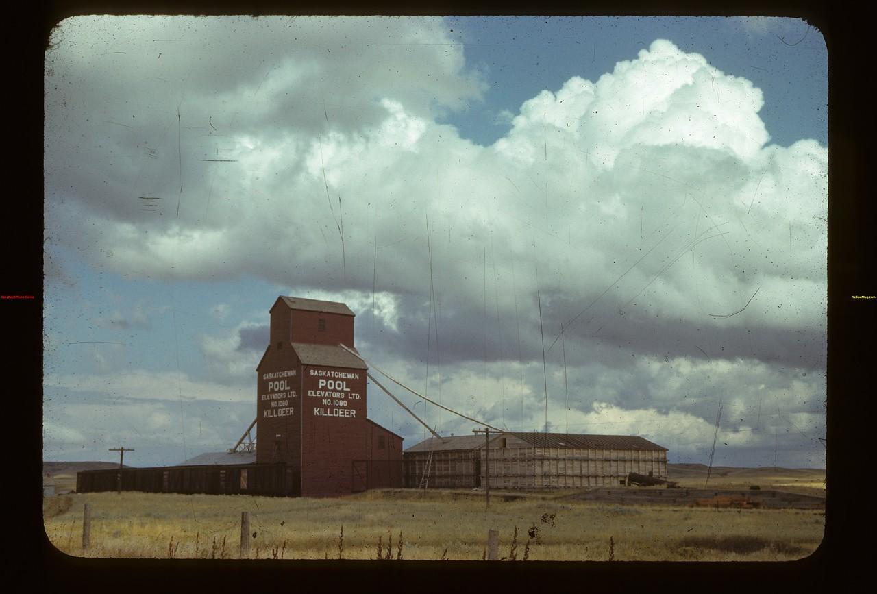 Killdeer Pool Elevator & Bins Killdeer 08/30/1942