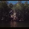 Fish Camp & Nets S. W. Lower Makwa Loon Lake 08/27/1944