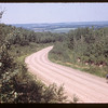 Going into the Deer Creek Valley from East	 Deer Creek	 08/21/1945