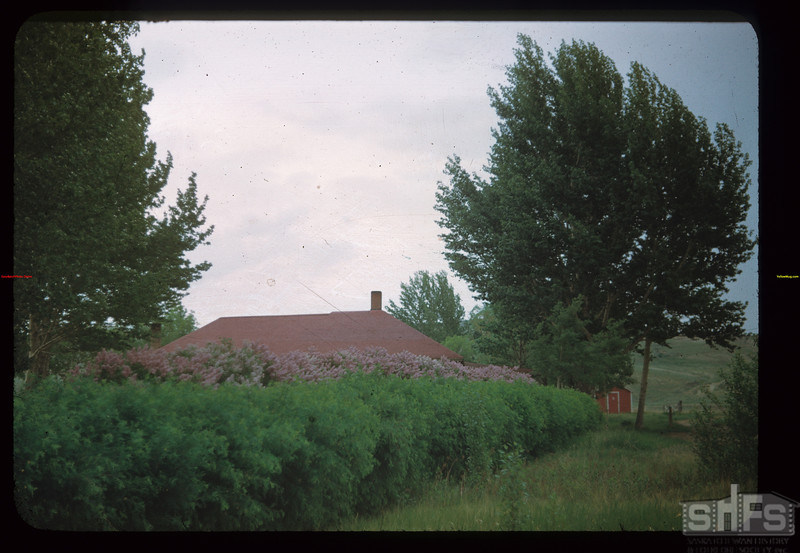 Z-X- House E. of Lilacs Eastend 06/04/1948