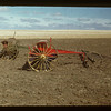 Seeders with tractor hitch. Matador Co-op Farm	 Matador	 05/15/1948