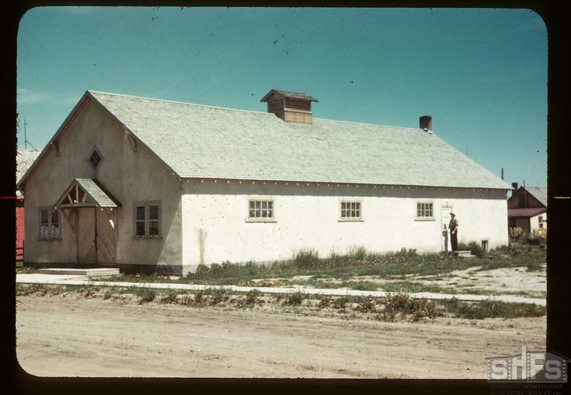 Community hall Meath Park 06/20/1946