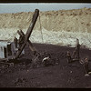 Stripper shovel - blasting drill and sweeper - Western Dominion Mines Ltd.	 Bienfait	 09/10/1942