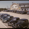 Street scene - Sask. Credit Union Federation 9th Annual Convention.	 Watrous.	 06/23/1947