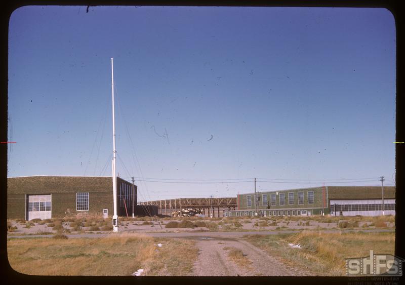 North Battleford airport - parade ground.  North Battleford.  10/06/1946