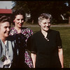 Prominent leaders in women's Co-op Guild at PA Co-op school..  Prince Albert.  07/12/1946