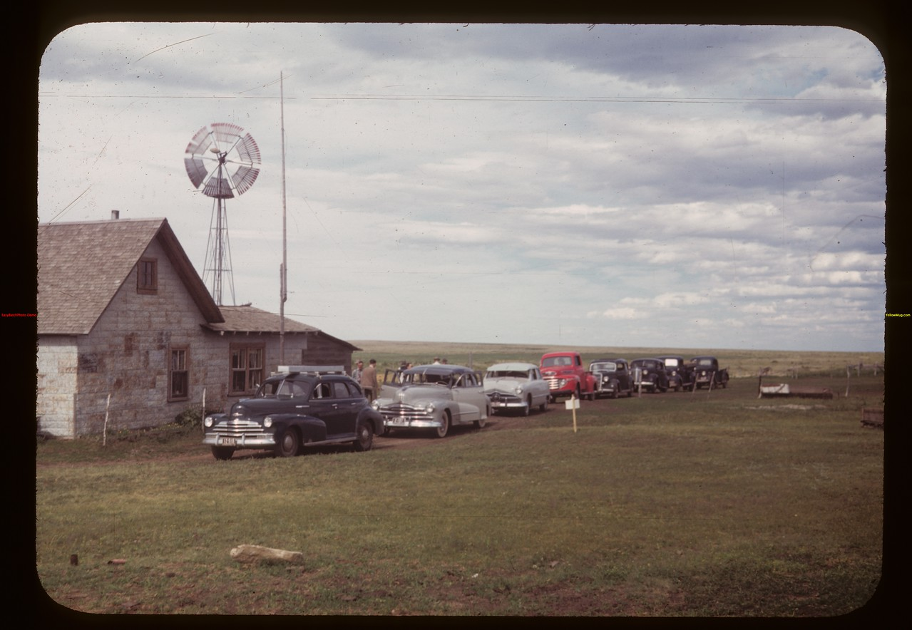Co-op Recreation Tour Stop at Picard's H2O.  Eastend.  06/28/1949