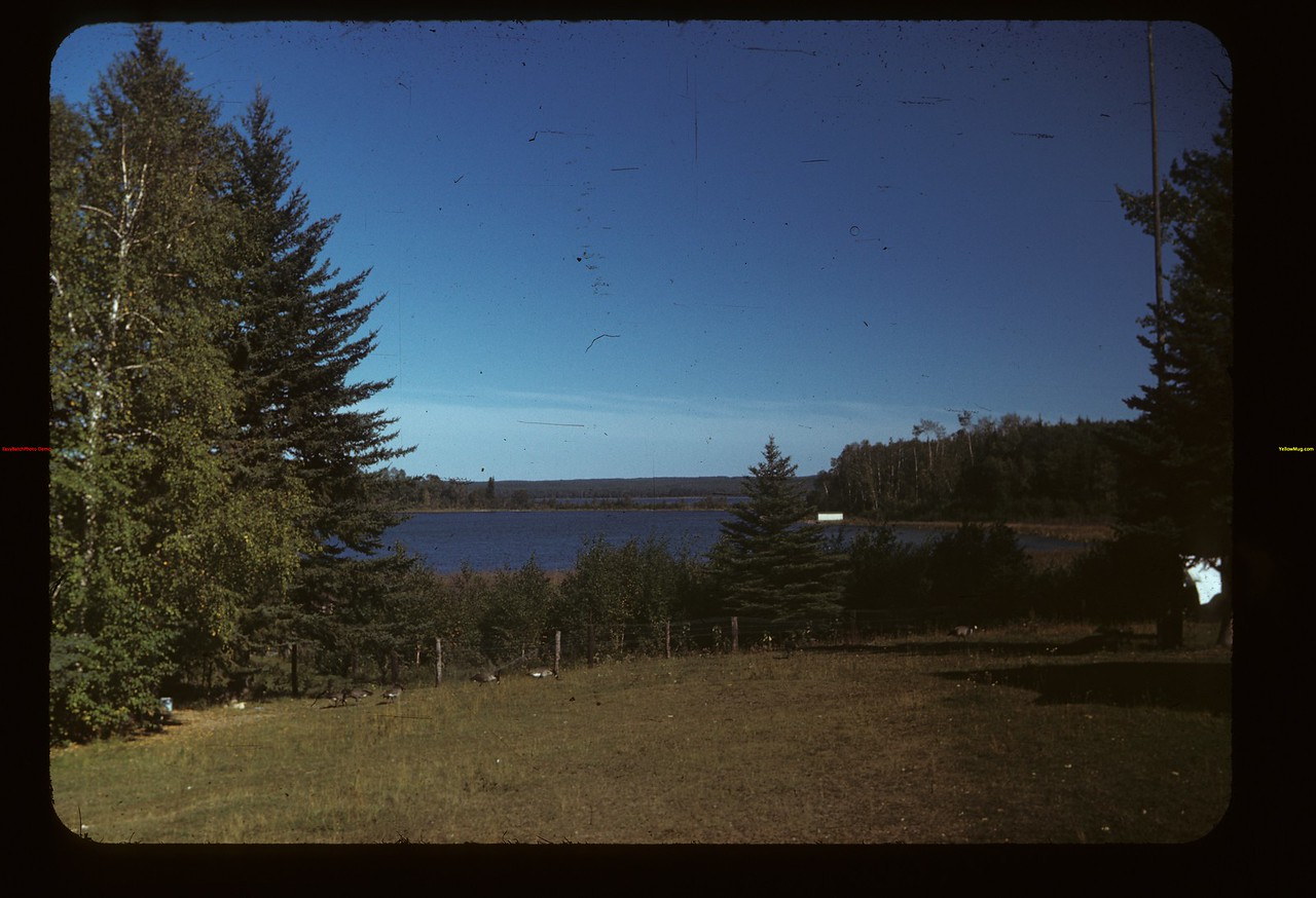 Madge lake from  Forest Rangers Kamsack 09/14/1949