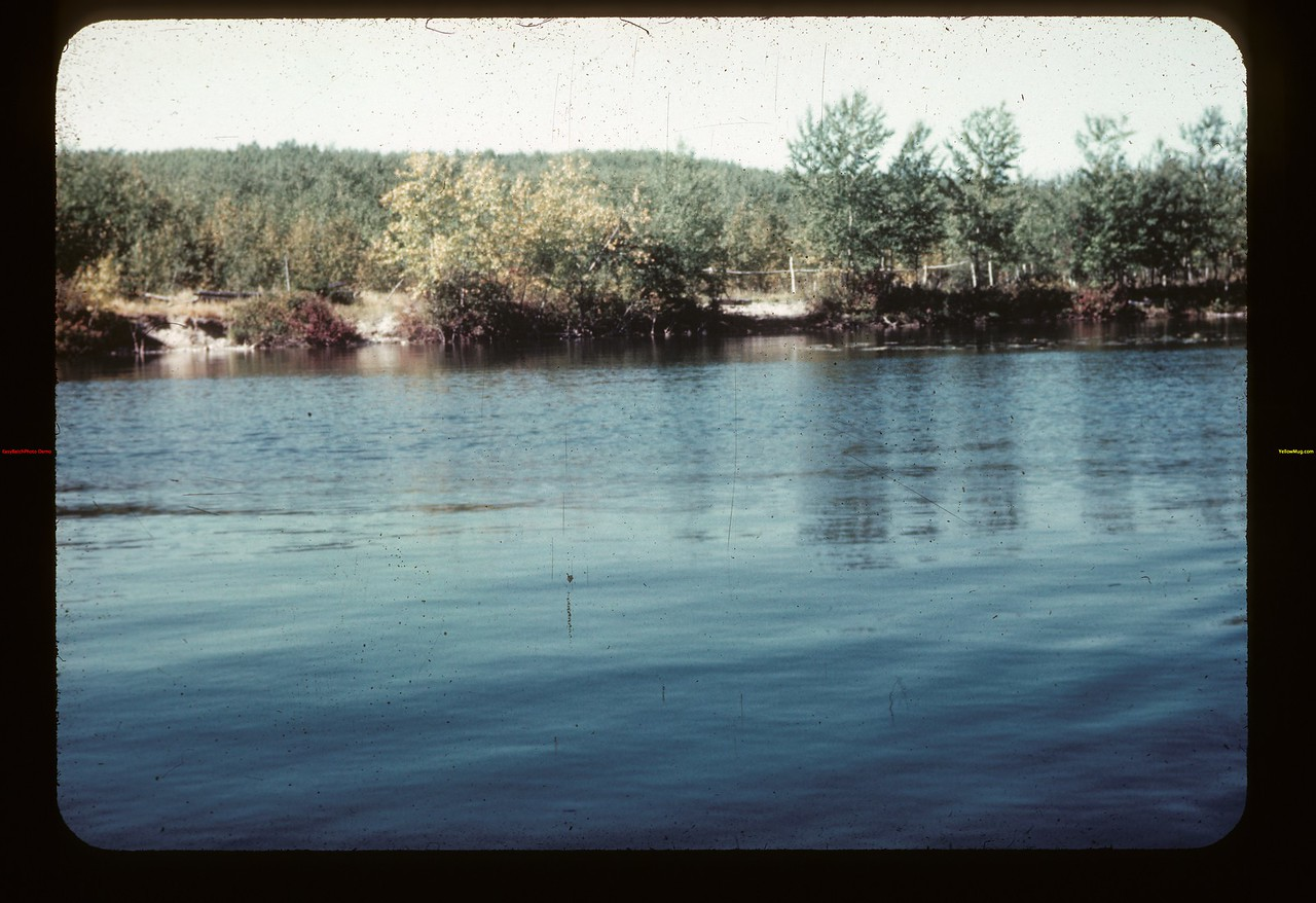 Old Indian Fish Camp. West- Lower Makwa Loon Lake 09/09/1944