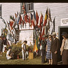 Flag Exhibit Fair Sask. Wheat Pool. Lloydminster.  07/28/1943