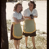 Waitresses in uniform. Davidson. 08/11/1946