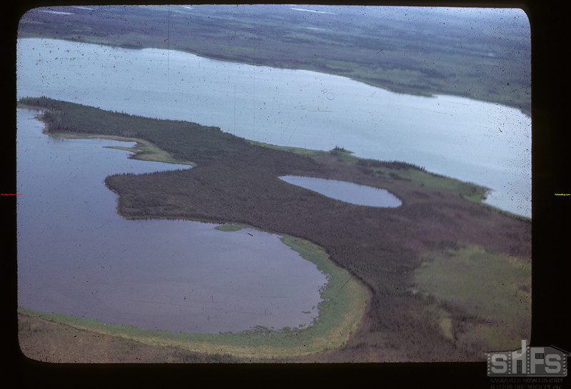 Northern Lakes. Prince Albert to Lac La Ronge La Ronge 06/21/1946