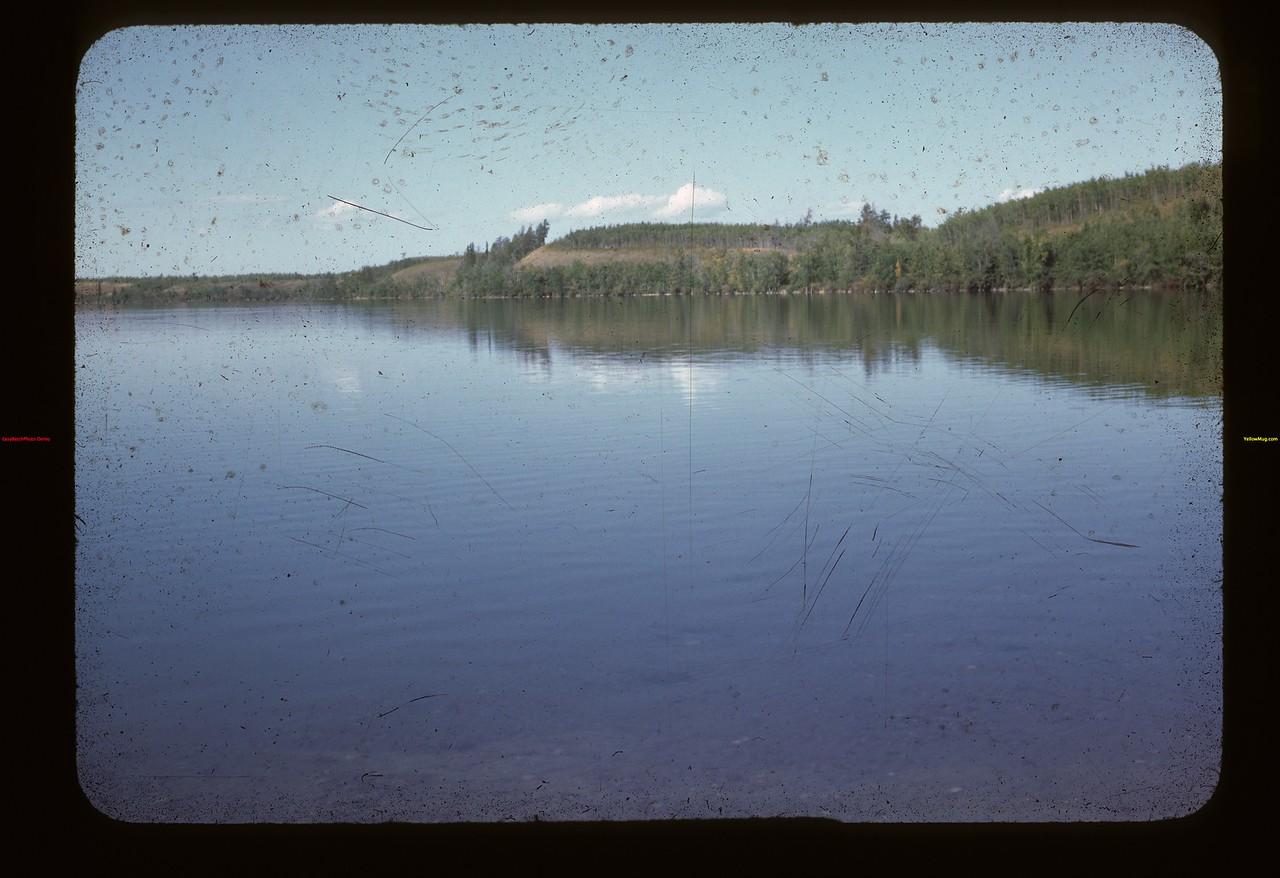 N. E. Lower Makwa from Sand-bar Loon Lake 09/04/1944