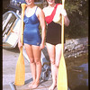 Mother and daughter - Mrs. Pat Taylor and June Taylor.  Regina.  09/02/1946