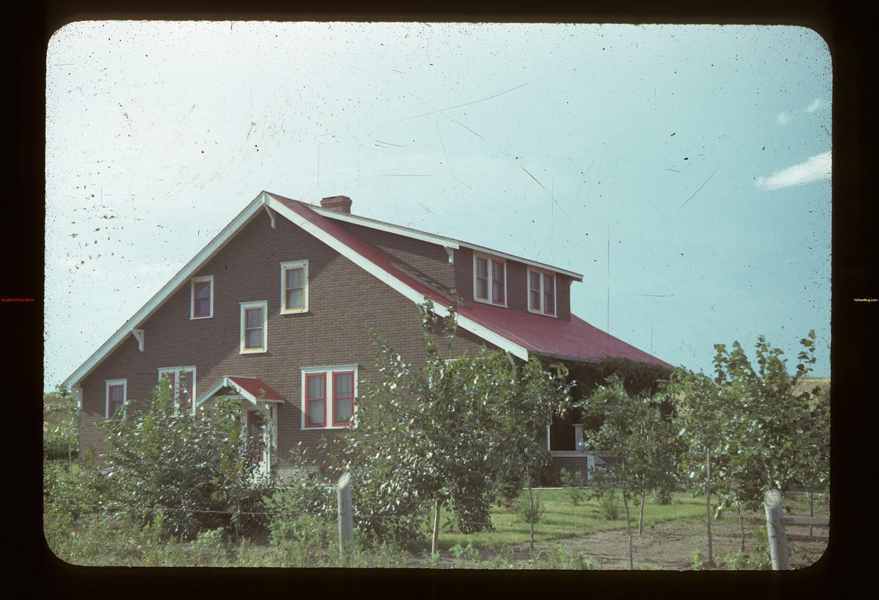 Loui Fourier home Ferland 08/26/1942