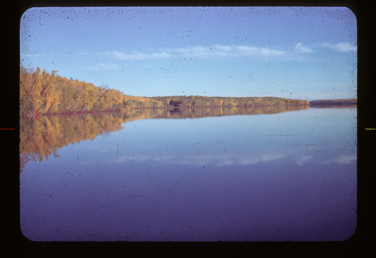 West Shore Line Sat. morning Loon Lake 09/25/1943